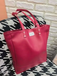 Sac Mk Shopping Bordeaux